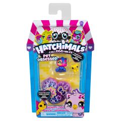 Hatchimals ColleGGtibles Pet Obsessed