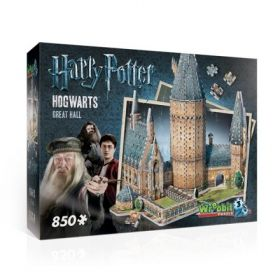 Wrebbit 3D Harry Potter Hogwarts Great Hall (850 palaa)