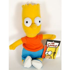 The Simpsons Bart –Pehmo