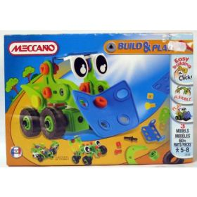 Meccano Build and Play -ajoneuvo