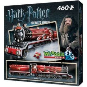 Wrebbit Puzzle Harry Potter Hogwarts Express Juna