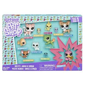 littlest pet shop cabin crew lelut
