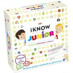 iKNOW Junior -lautapeli
