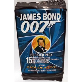 James Bond 007 Keräilykortti Boosteri
