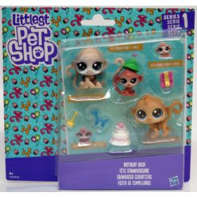 Littlest Pet Shop Birthday Bash -hahmosetti
