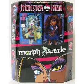 Monster High -hologrammipalapeli