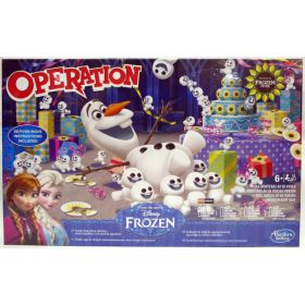 Disney Frozen Operation -lautapeli