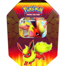 Heroic Pokemon-GX Power UP! Flareon -GX -metallirasia