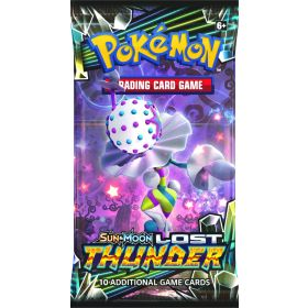 Pokemon Sun & Moon Lost Thunder Boosteri Blacephal