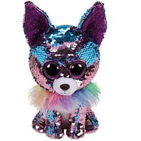 TY Flippables Yappy Chihuahua -regular