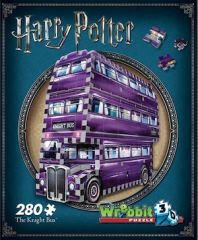 Wrebbit Puzzle Harry Potter The Knight Bus