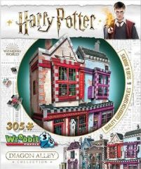 Wrebbit Puzzle Harry Potter Diagon Alley Quality Quidditch Supplies