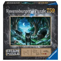 Escape Puzzle 759 level 3 The Curse of the Wolves