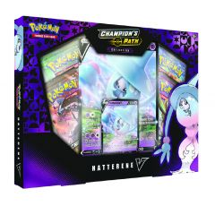 Pokémon Champion´s Path Collection Hatterene -lahjapakkaus