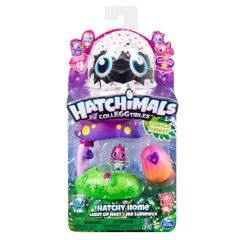 Hatchimals Colleggtibles Fabula forest