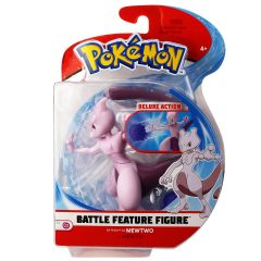 Pokemon Battle Feature MewTwo -hahmo
