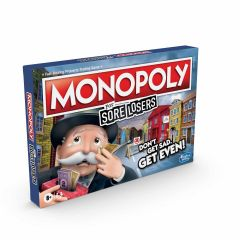 Monopoly For Sore Losers -lautapeli