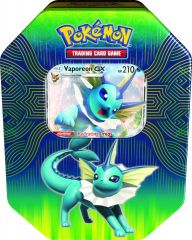 Heroic Pokemon-GX Power UP! Vaporeon -GX -metallirasia