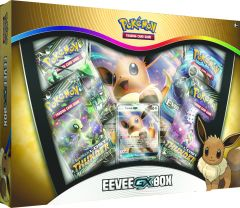 Pokémon EeVee GX-box Super pakkaus