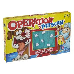 Operation Pet scan -lautapeli