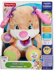 Fisher Price Laugh & Learn Sister Koira