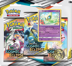 Pokemon Sun & Moon Cosmic Eclipse boosteri setti