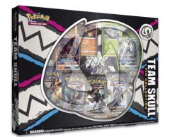 Pokémon Team Skull Special Collection lahjapakkaus, lelut