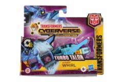 Transformers Cyberverse Adventures Autobot Whirl